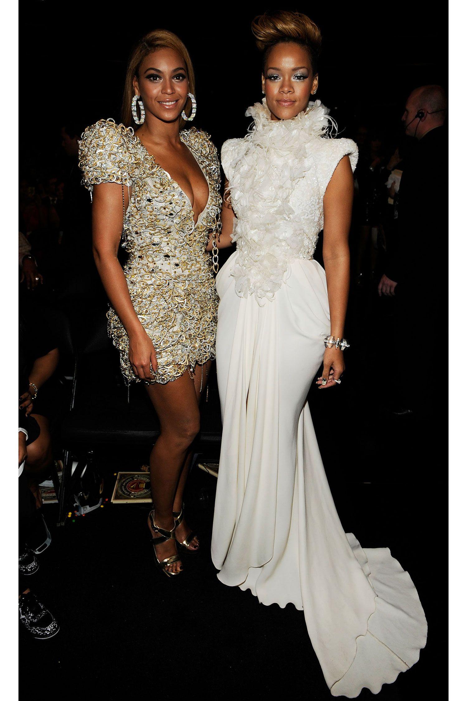 Are Beyoncé and Rihanna Teaming Up?