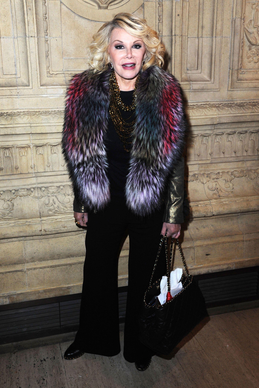 Tour Joan Rivers' Lavish NYC Apartment