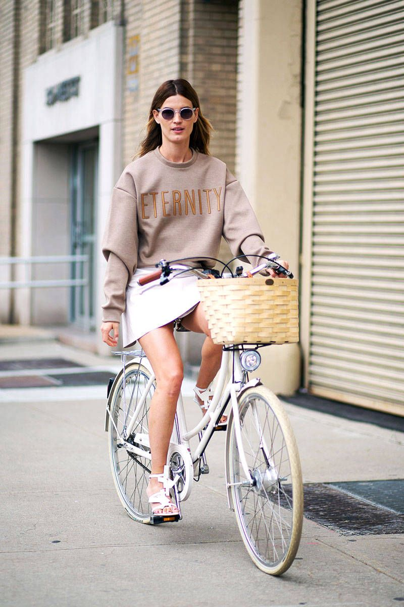 Trending Now... Haute Sweatshirts