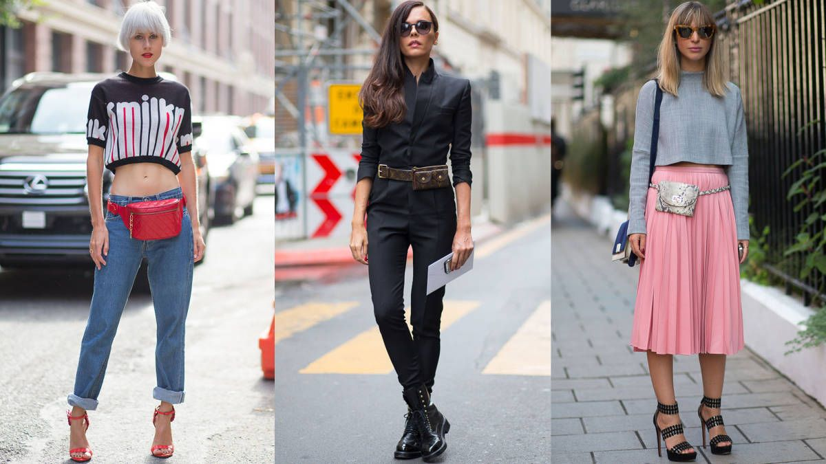 The Rise of Belt Bags