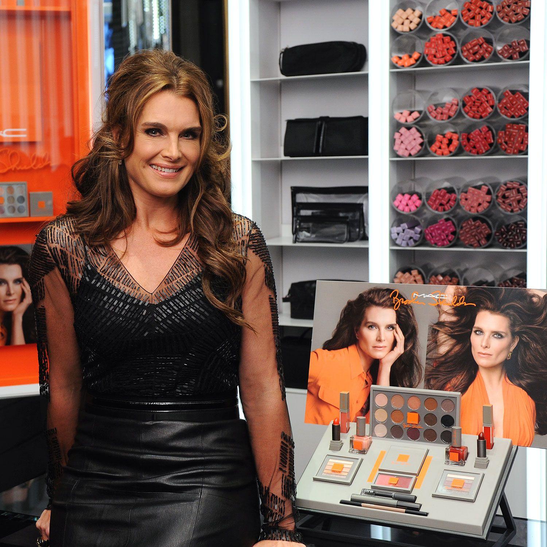 Brooke Shields Beauty Secrets - Brooke Shields
