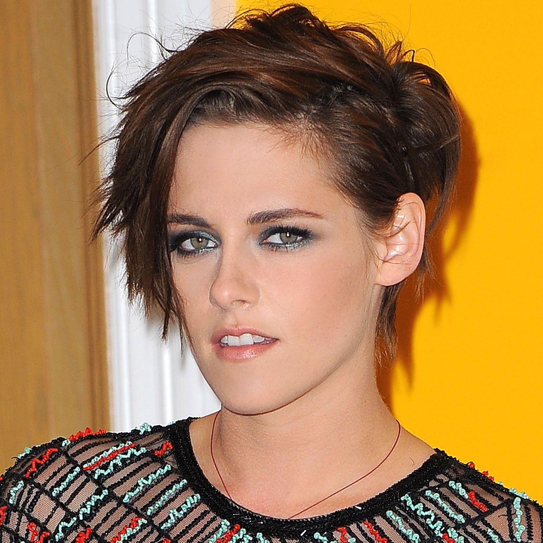 Kristen Stewarts New Rocker Haircut Kristen Stewart Haircut