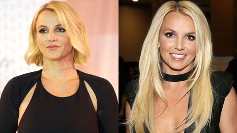 Celebrity Long And Short Haircuts Celebrity Short And Long Hairstyles