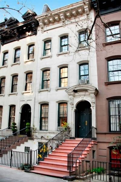 The Breakfast At Tiffany's Townhome Is Now On The Market