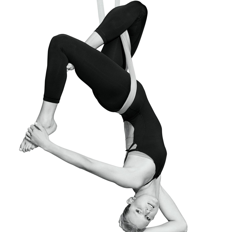 Aerial Yoga Do You Dare   Aerial Yoga Workouts