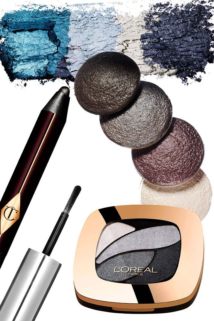 Get The Look: Smoky Eyes