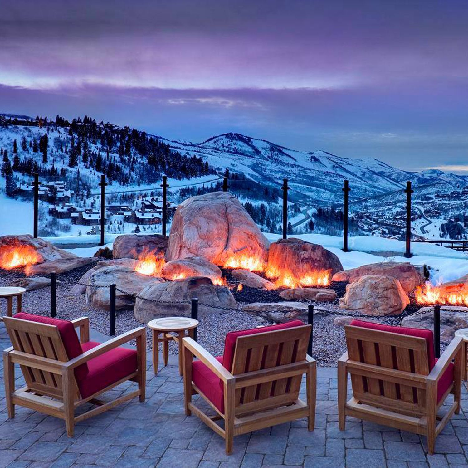 Americas best mountain resorts best winter vacations to take