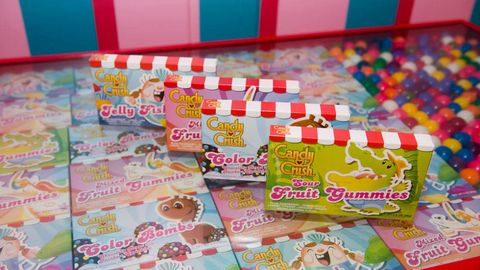 Paper product, Confectionery, Sweetness, Label,