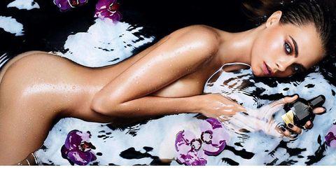 Cara Delevingne Gets Nude for Tom Ford