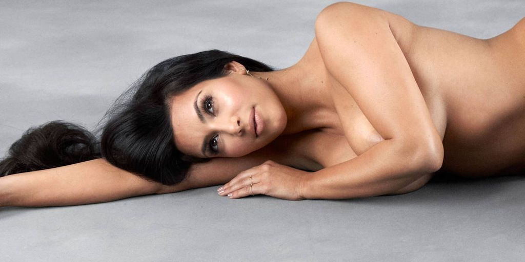 The Naked Truth: Kim Kardashian (And Other Celebs) Unretouched