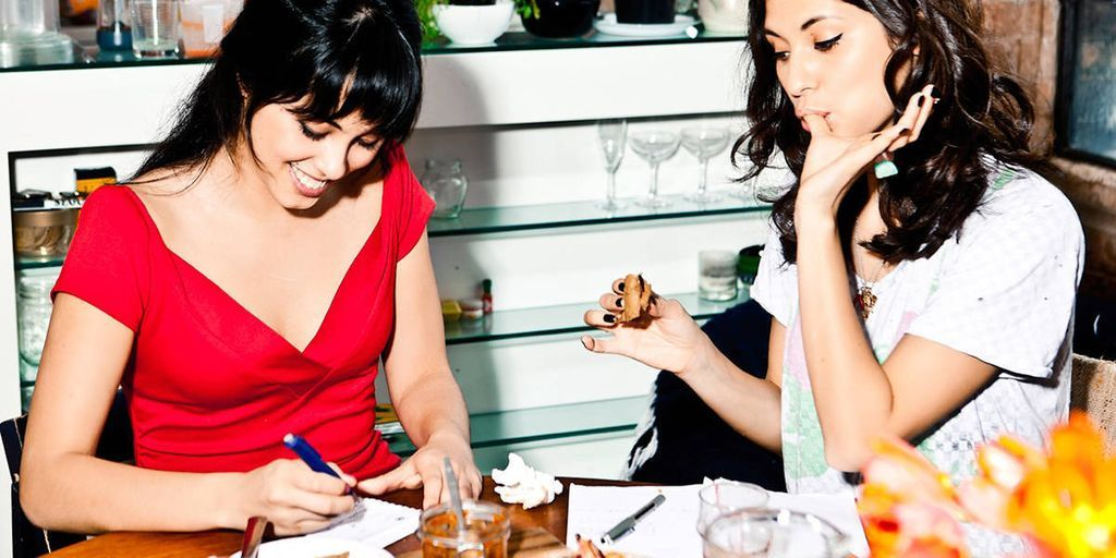 The Hemsley Sisters on Their Perfect Day of Eating