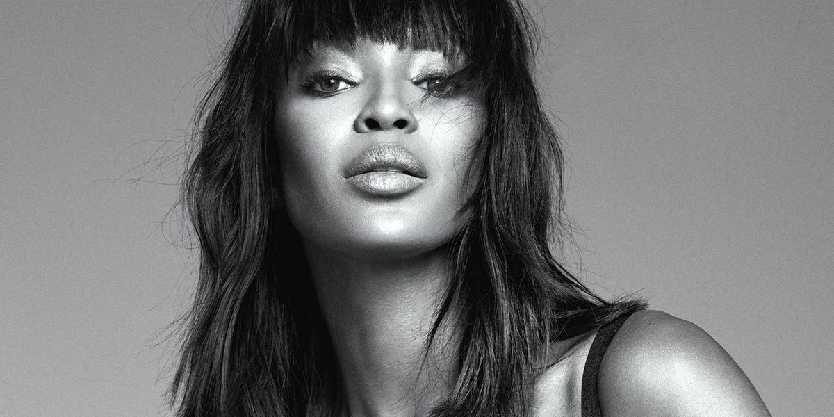 Naomi Campbell Is Working On A Fashion Line