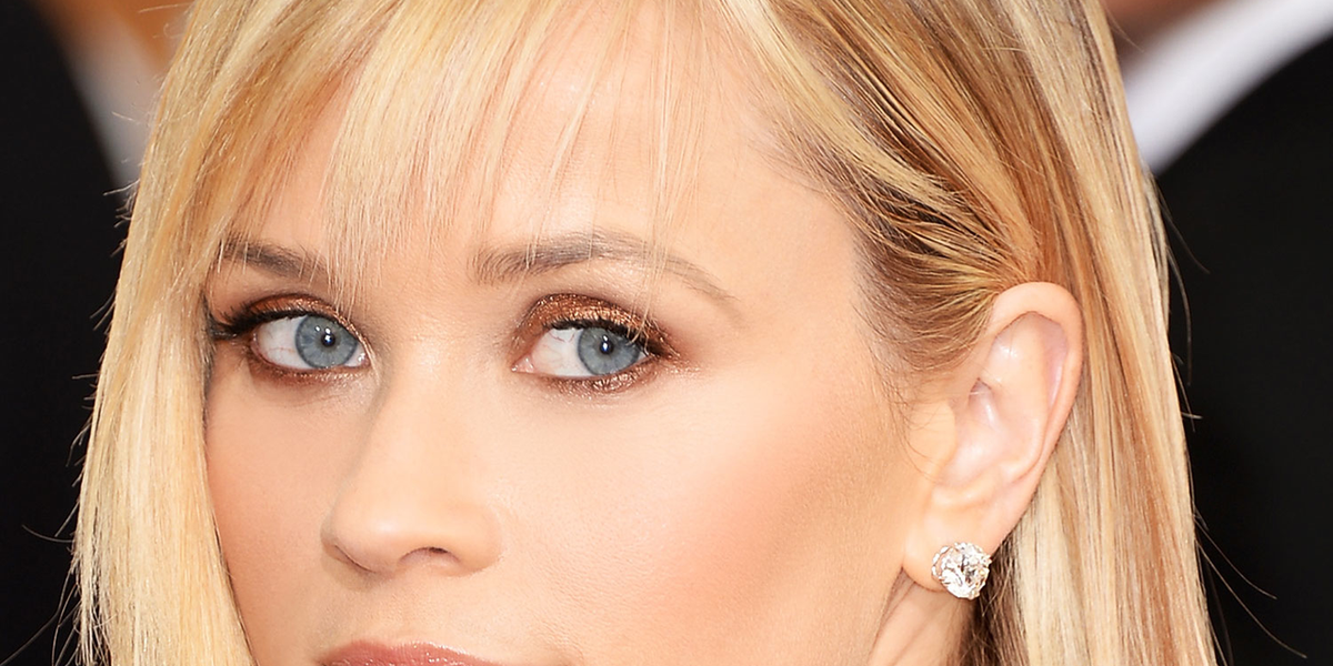 Reese Witherspoon's Easy, Effortless Golden Globes Makeup