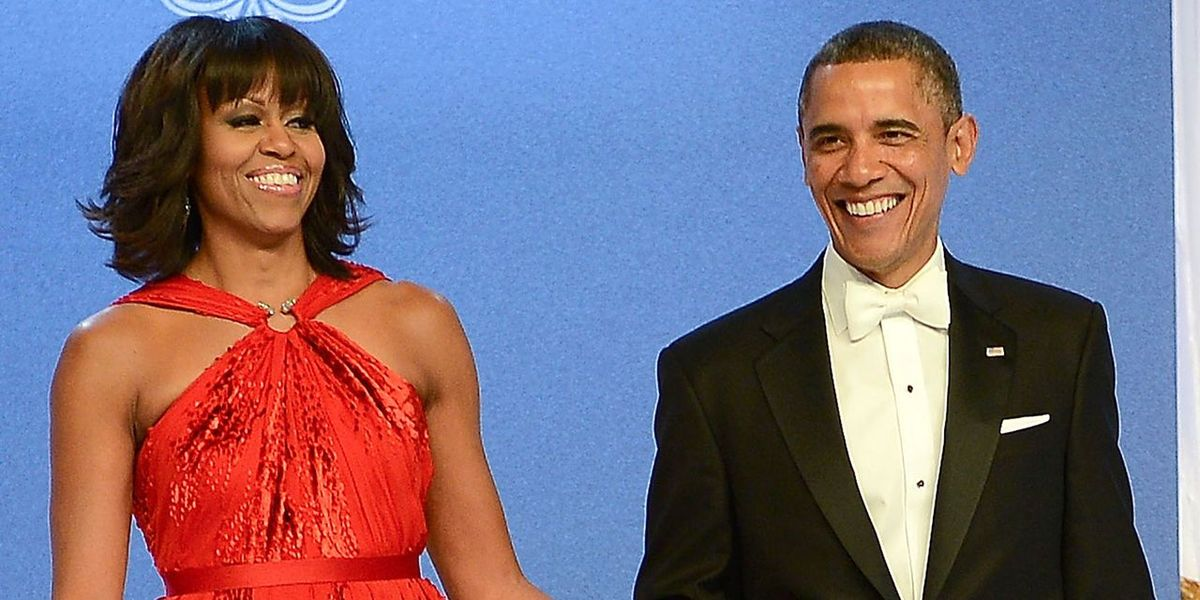 Michelle Obama's Gown Goes Down in History, Plus More!