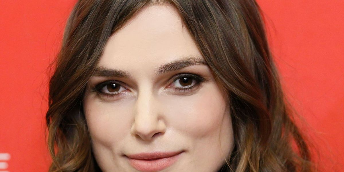Keira Knightley's Casual And Pretty Sundance Hair
