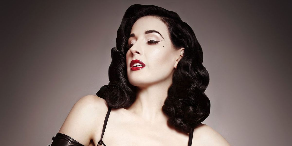Dita von Teese Reveals: How To Feel Sexy Every Day