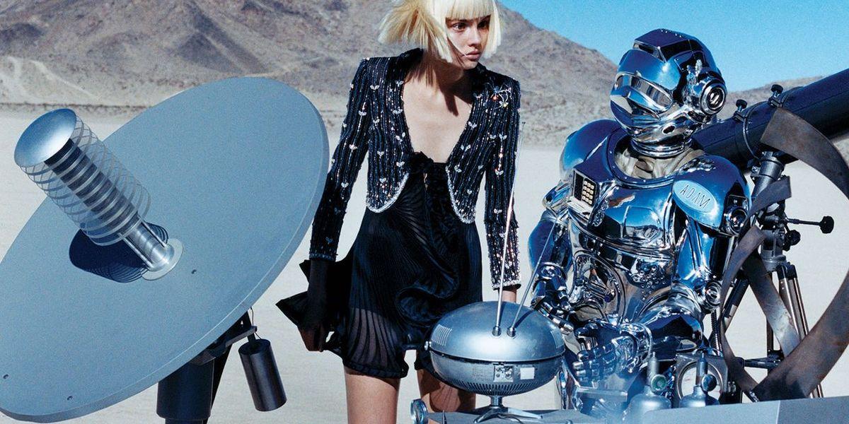 Are Robots the New Shopgirl?