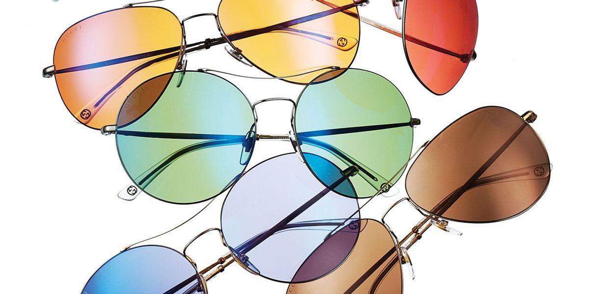 Gucci's Techno Color Vision
