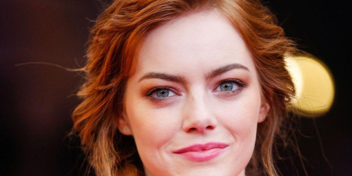 How to Get Emma Stone's Met Gala Braid
