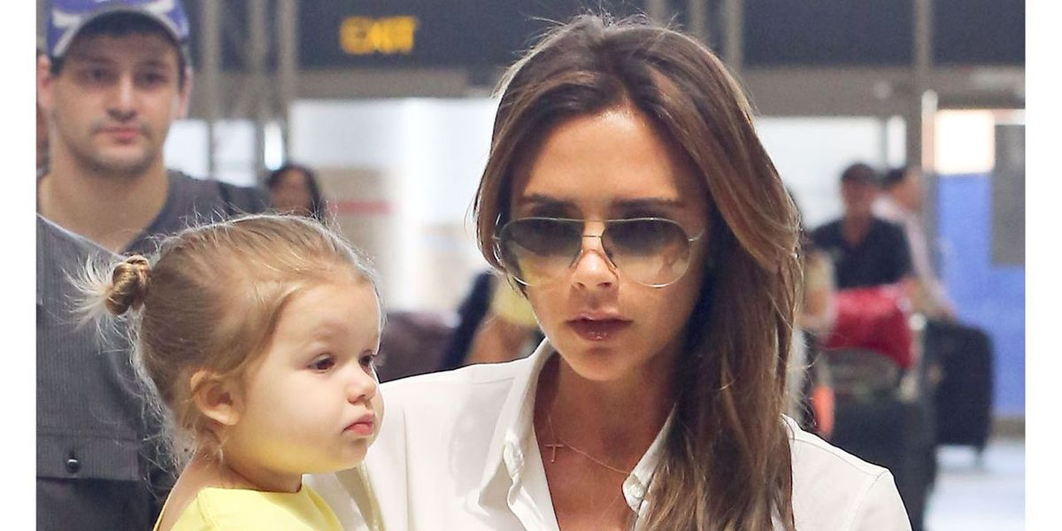 Baby Beckham is a Surrealist in the Making