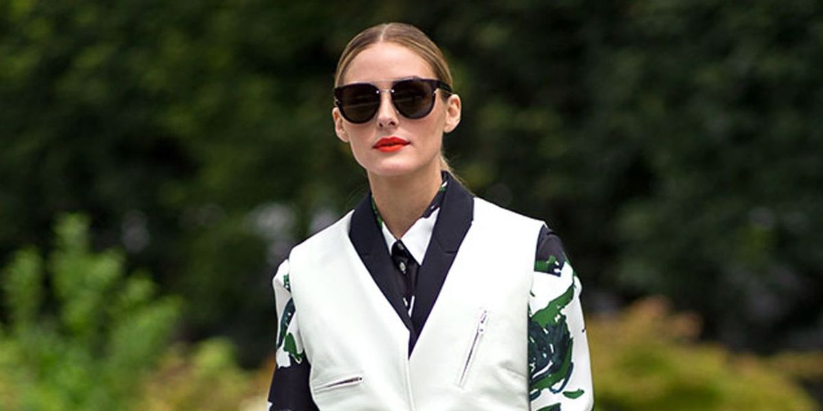Olivia Palermo Launches A Shoe Collection