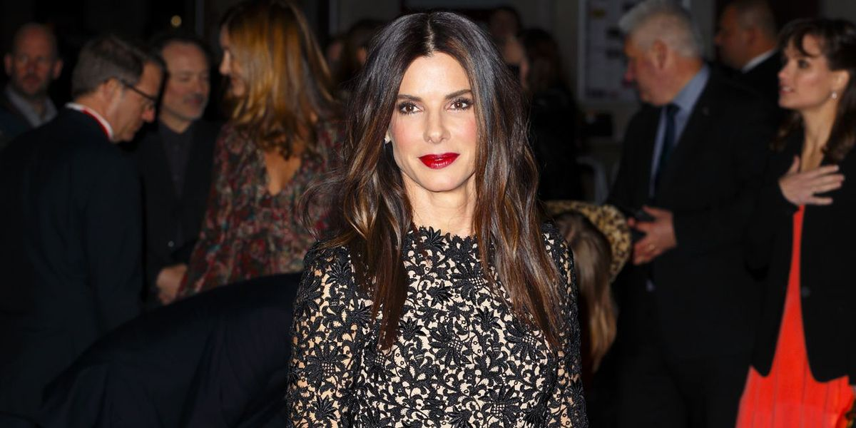 Sandra Bullock is Hollywood's Highest Paid Actress