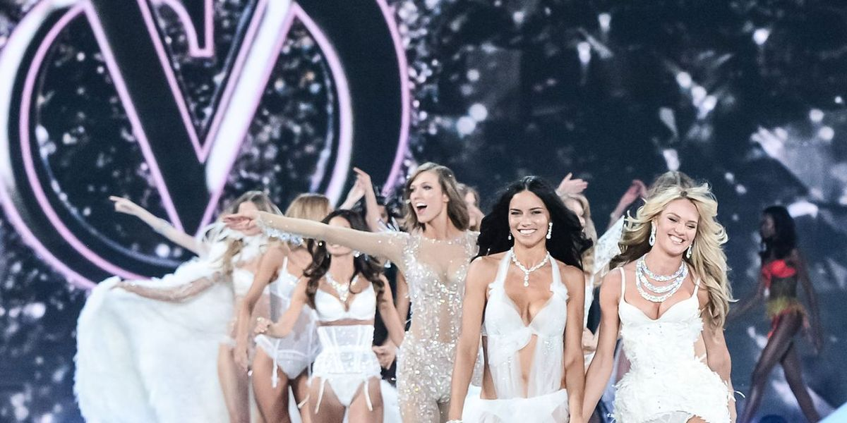 Victoria's Secret Fashion Show: For High-Rollers Only