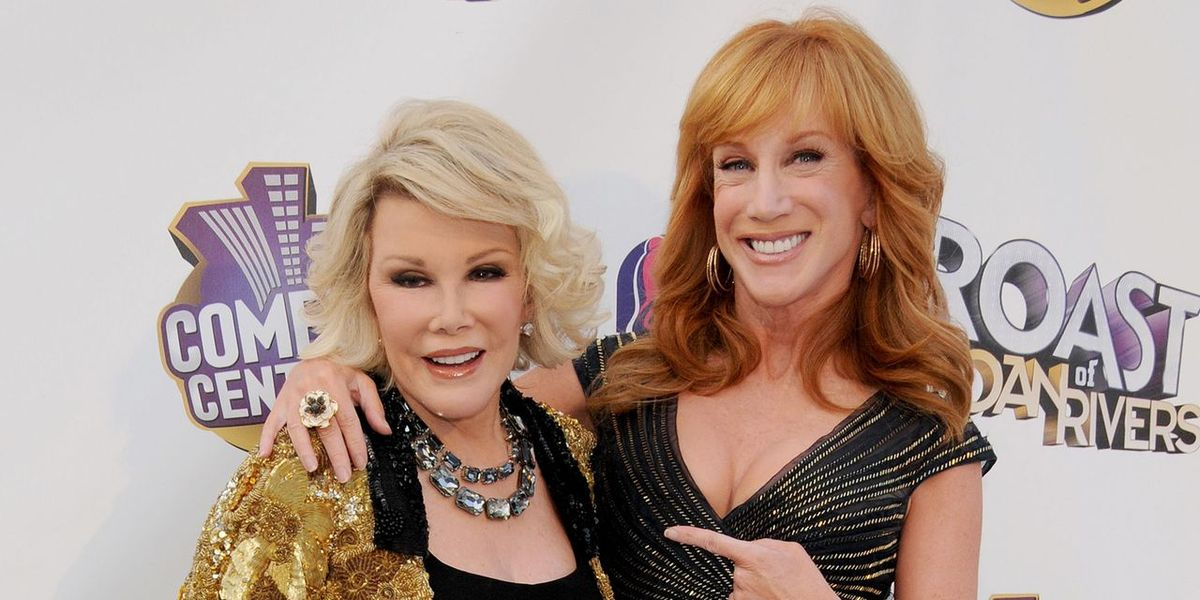 Kathy Griffin To Replace Joan Rivers on Fashion Police?