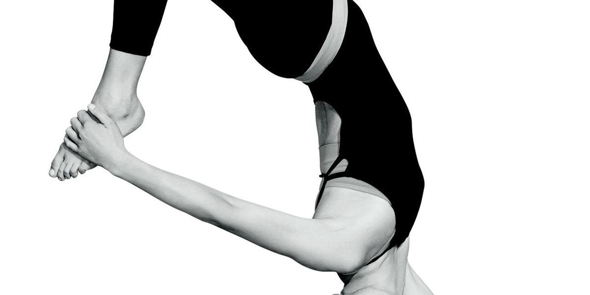 Aerial Yoga: Do You Dare?