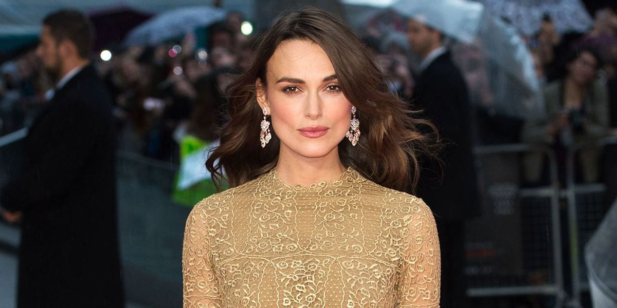 Keira Knightley Takes a Stand Against Photoshop
