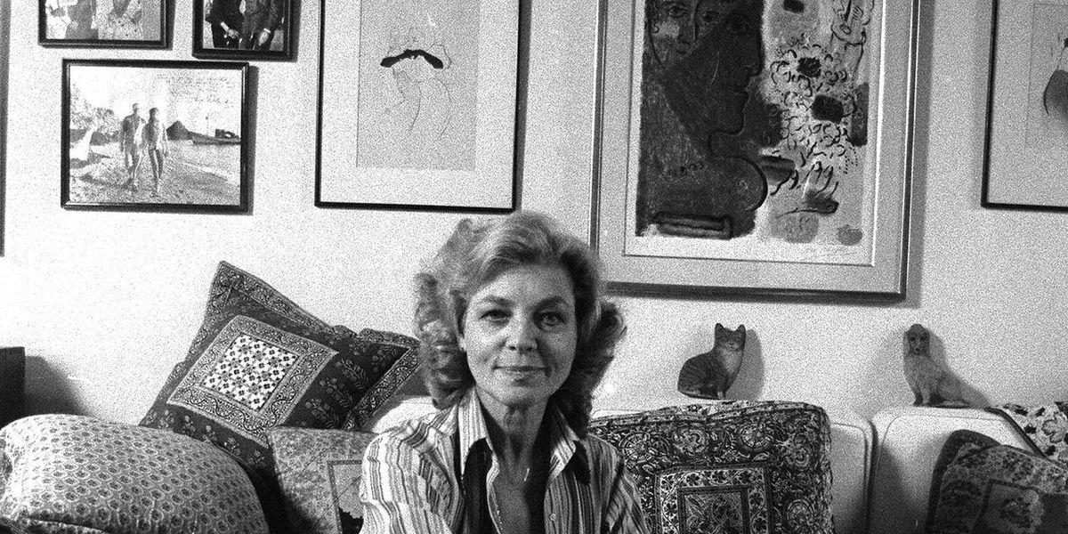 Lauren Bacall's NYC Apartment To Sell for $25 Million