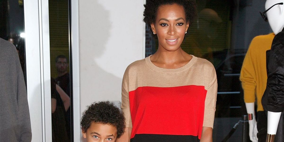 Watch Solange's Choreographed Wedding Dance with Her Son