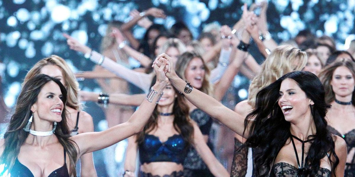 Victoria's Secret Models Share Their Underwear Style