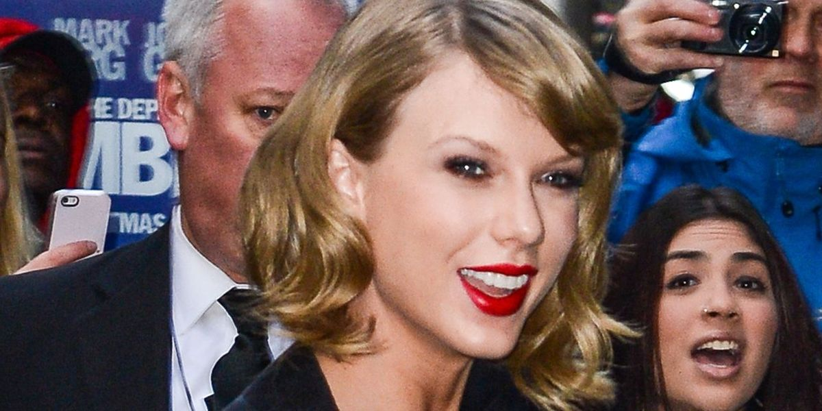 Taylor Swift Named the Most Charitable Star of 2014