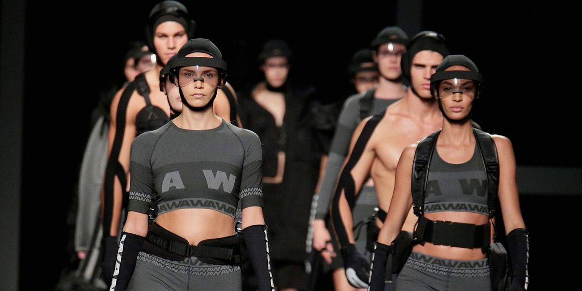 Watch Alexander Wang X H&M Come to Life