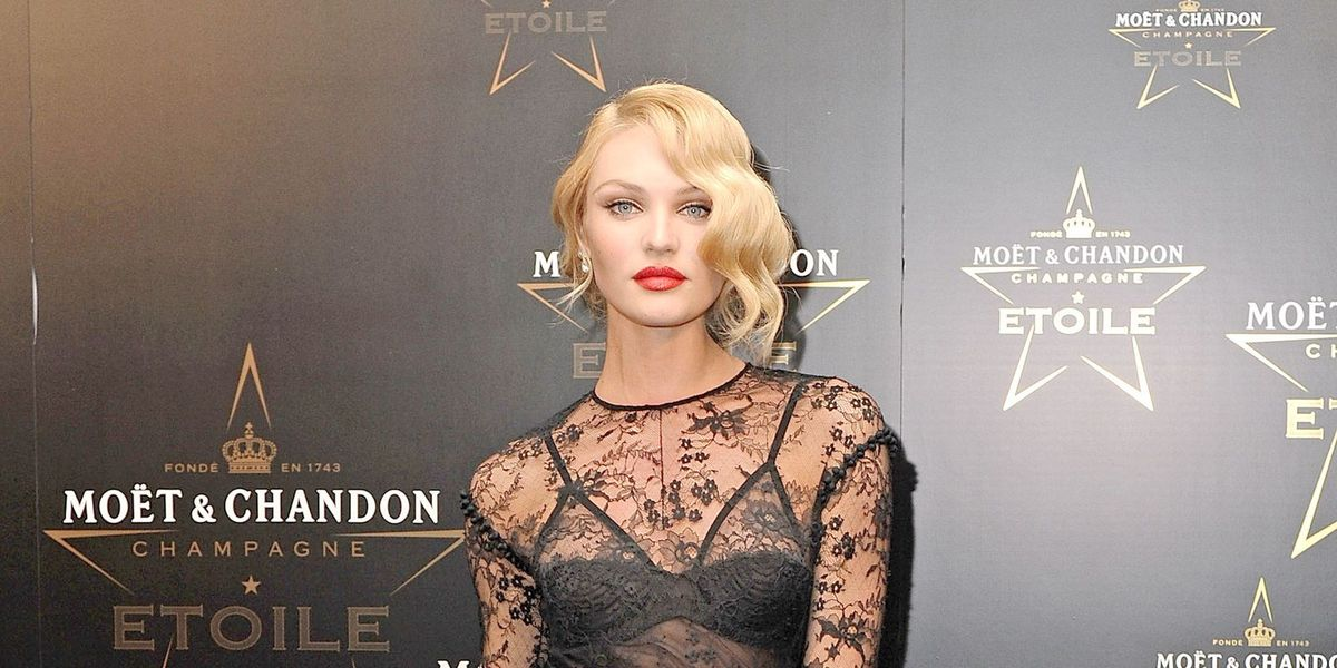 Candice Swanepoel Says Being a Model Isn't About Pretty, Plus More!
