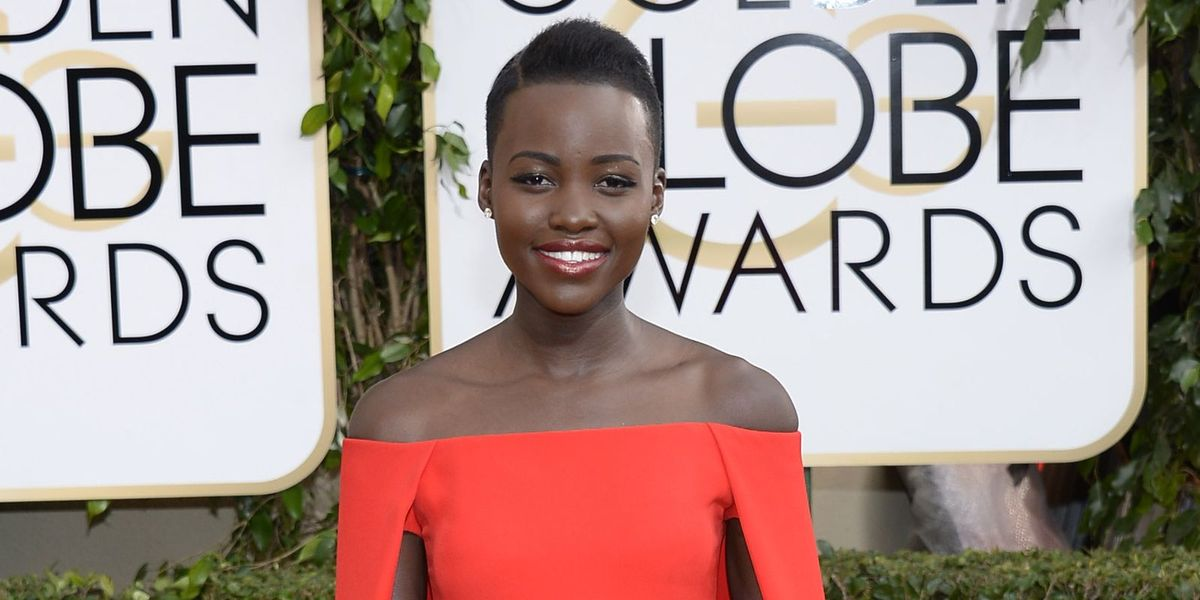 Why Lupita Nyong'o Should Go for Gold in Red