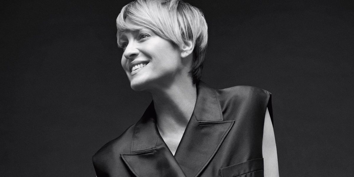 Robin Wright 2014 Interview About Dating Younger Men And House Of