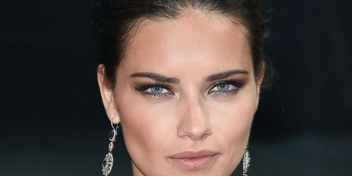 Adriana Lima Beauty Secrets