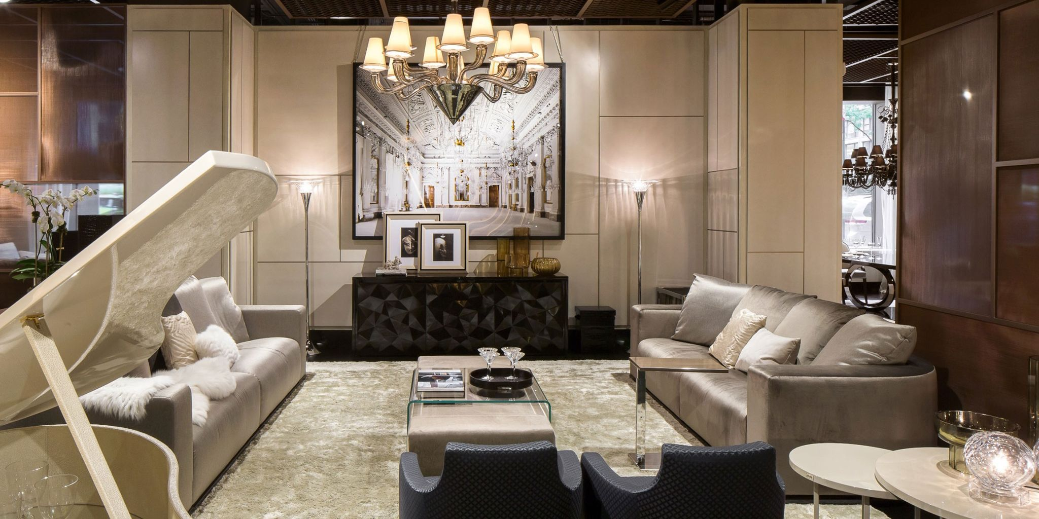 Luxury Living Opens Its First Showroom In New York City.