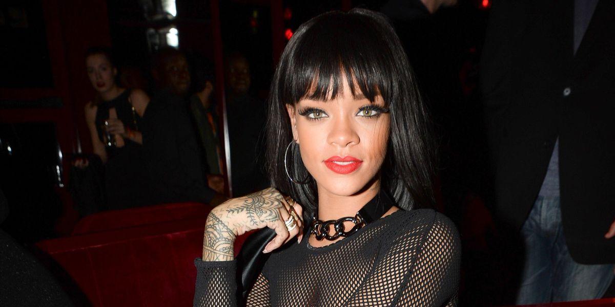 Instagram's Ongoing Saga of Fashion Imagery, Nudity + Rihanna