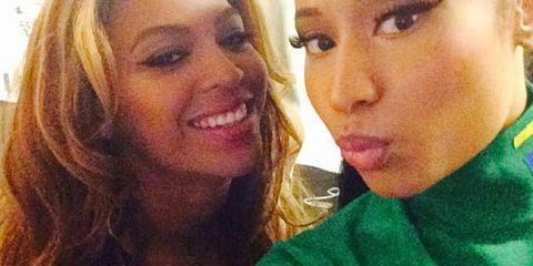 Listen To The New Nicki Minaj & Beyonce Song