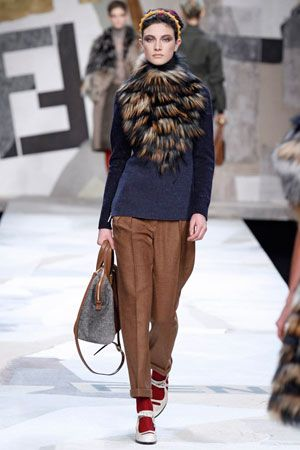 5a70dfc762 Jennifer Behr Accessories 2011 - Jennifer Berh s Headbands on Fendi Runway