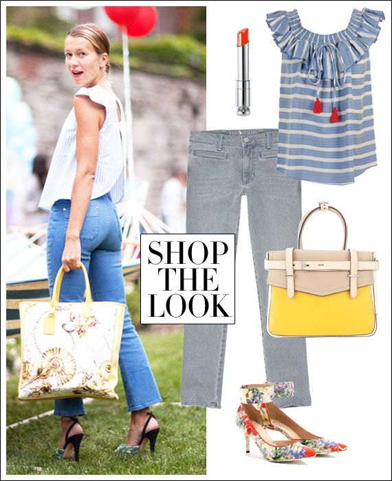 Shop the Street Style Look: The French Riviera By Way of the Lower ...
