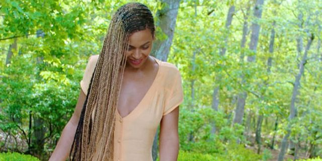 Blue Ivy Steps Into Beyonce's Shoes