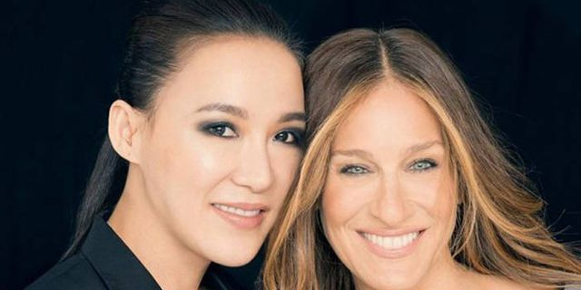 Sarah Jessica Parker Designs for The NYC Ballet
