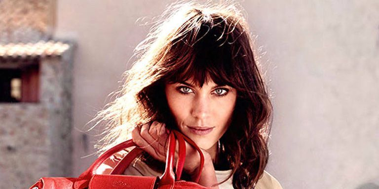 Watch Alexa Chung in the New Longchamp Campaign