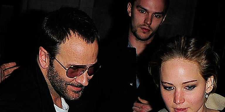 5e65534215dc Jennifer Lawrence and Tom Ford Dine in London - Fashion News