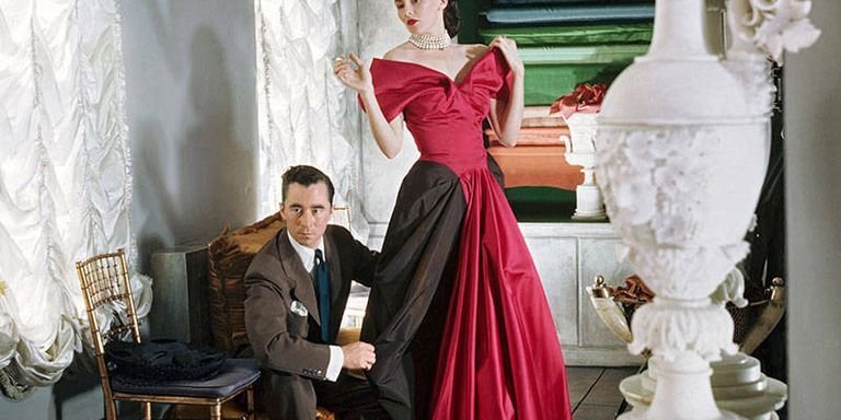 Charles James To Be Relaunched By Harvey Weinstein