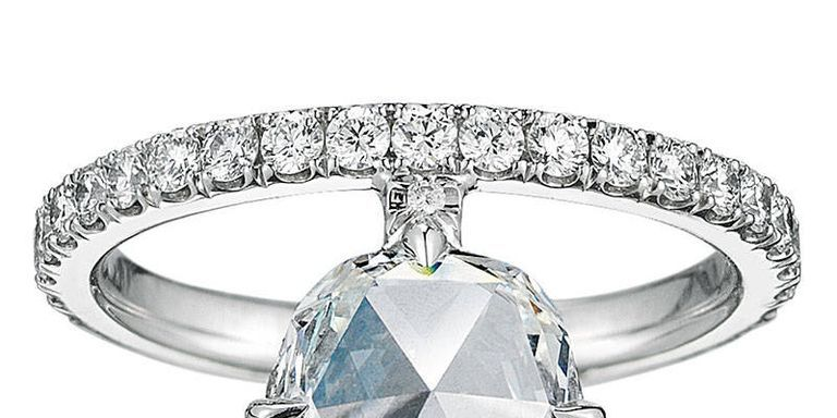 The Chicest Alternative Engagement Ring